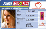 junior rail plus
